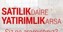 Aksaray'da yatırıma uygun satılık arsalar